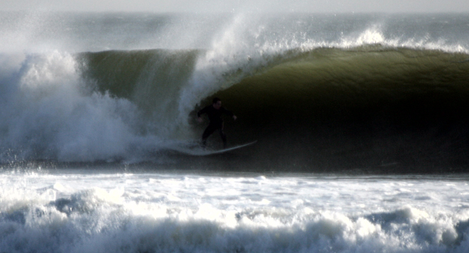 Jon Richards Surfing