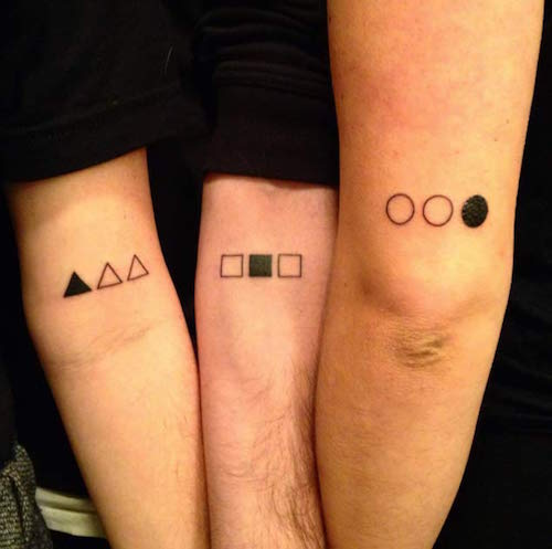 Best Tattoo Ideas For Siblings: 10 Best Brother Tattoos