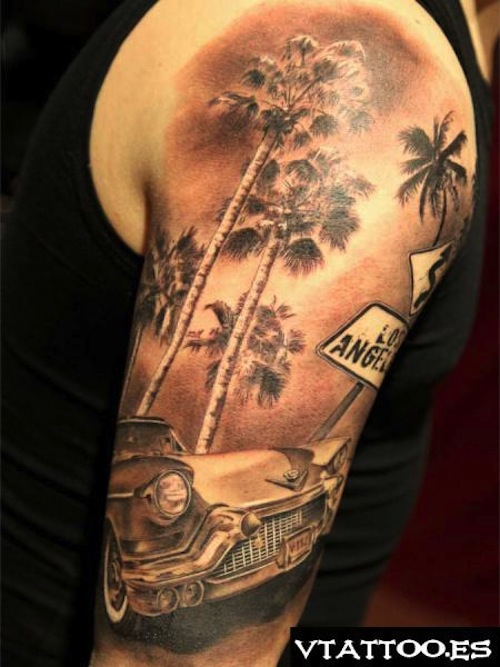 20 Best Los Angeles Tattoos Tattoo
