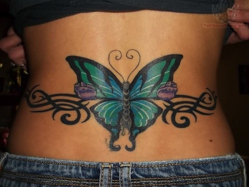 Phoenix Tramp Stamp Tattoos: 5 Tramp Stamp Wins And 5 Tramp Stamp Fails