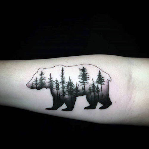 10 Best California Bear Tattoos Tattoo Com
