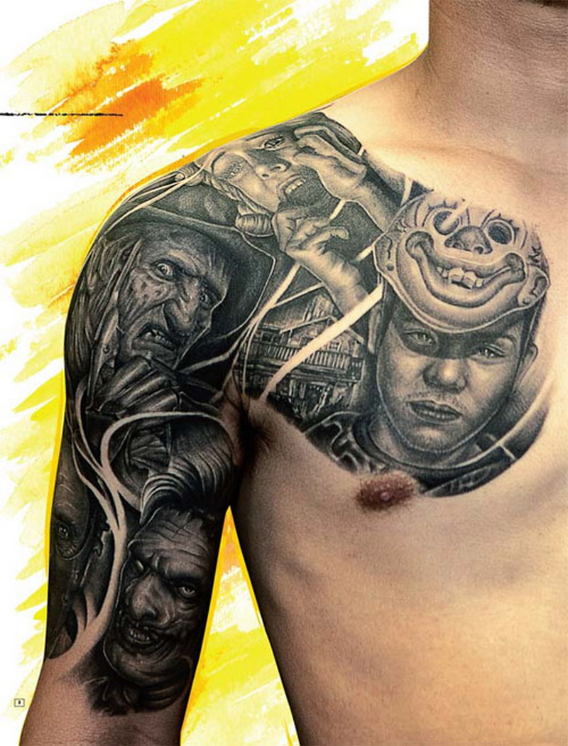 Top 10 Trending Tattoos For Guys With Staying Power