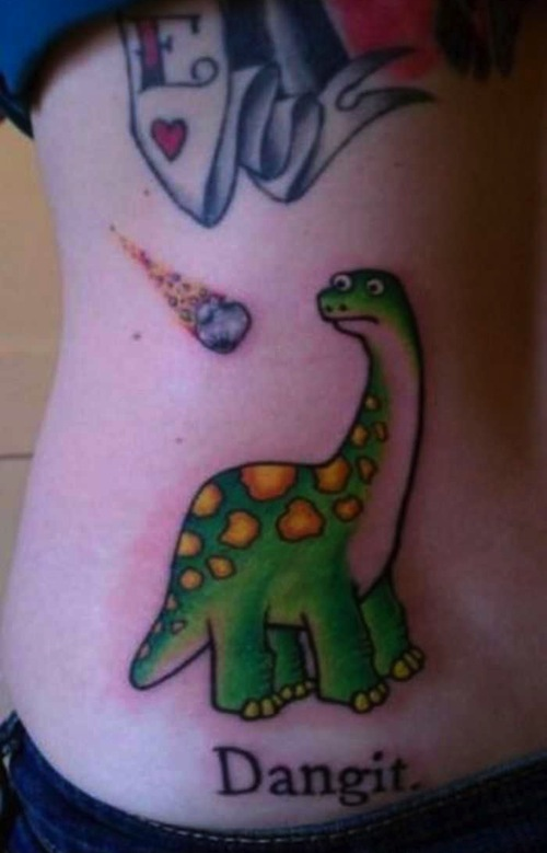 Funny Tattoos: Ink For A Laugh