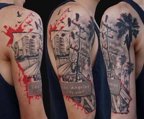 20 best los angeles tattoos for Tattoo shops los angeles